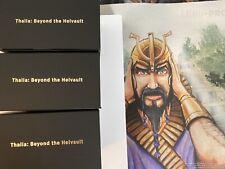 Secret Lair  Thalia Beyond the Helvault (Includes planeswalker)