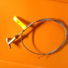 Studebaker heat control cable,  no PN.   Item:  9456