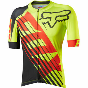 Fox Racing Mountain Bike- LE SAVANT Short Sleeve Jersey Size Med