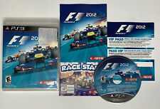 F1 2012 (Sony PlayStation 3, 2012) PS3 Complete Tested Working