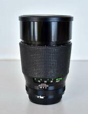 Rare Nikon F-mount Vivitar Series 1 f3 200mm Lens