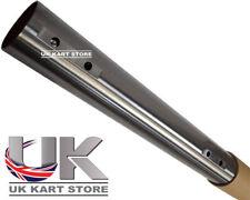 Senzo Rear Axle 50mm x 1000mm Medium / OTK Type N UK KART STORE