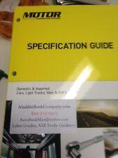 Specification Guide 2015 Amer - Import - Lt Truck