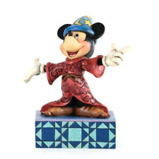 Mickey Mouse Fantasia Sorcerer 85th Birthday Disney Traditions Jim Shore Statue