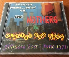 Zappa & John & Yoko June 1971 Fillmore East 2 Cd set