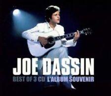 Best of 3 CD: L'Album Souvenir [Box] by Joe Dassin (CD, Feb-2012, 3 Discs,...