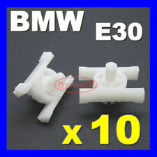 BMW E30 porta rifinitura STRISCIA Clip rubstrip bumpstrip Exterior E12 E21