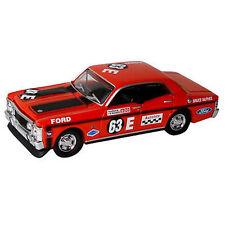 1970 Ford Falcon XW GTHO Phase 2 63E Bruce McPhee Bathurst 1:64 Diecast Model