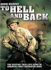 To Hell and Back, Audie Murphy, Marshall Thompson, Jack Kelly, DVD