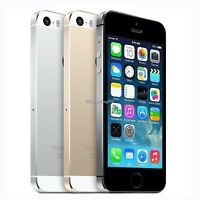 "Apple iPhone 5S 16/32/64GB 4G GSM 100% Original ""Factory Unlocked"" Smartphone"