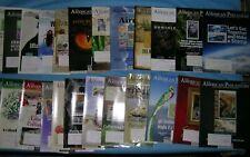 American Philatelist magazines, 2018-2019 full sets, Stamps