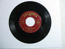 You Don't Owe Me A Thing - Look Homeward Angel - Johnnie Ray 45 RPM Record