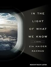 In the Light of What We Know by Zia Haider Rahman (2014, MP3 CD, Unabridged)
