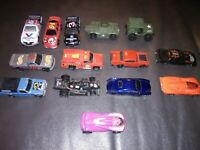 Lot of 14 Vintage 1970's 1980's 1990s Rare Hotwheels Matchbox Cars Mattel Mix