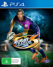 Sony PlayStation 4 Rugby PAL Video Games