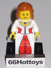 LEGO Kingdoms 7947 QUEEN PRINCESS Minifigure New