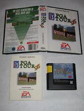 Pga Tour 96 ~ completamente ~ Sega Mega Drive ~ Golf