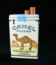 CAMEL Cigarette Pack Figural Vintage LIGHTER