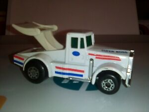 MATCHBOX KENWORTH SUPER BOSS MADE IN ENGLAND BY LESNEY 1982
