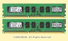 Kingston ECC Unbuffered 2x 8GB PC3-12800E DDR3 1600 2Rx8 1.5v Memory FITS 10600E