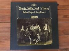 Crosby Stills Nash & Young - Deja Vu 1970 Atlantic SD7200 Jacket VG+ Vinyl NM-