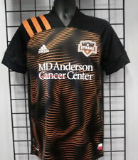 Authentic 2020-21 Adidas Houston Dynamo Away Jersey, NWT Size Large