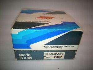 VINTAGE SUPERTIGRE G60 ABC RINGED RC W/PERRY PUMP MODEL AIRPLANE ENGINE NIB