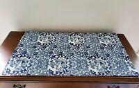 Custom Lauren Ralph Lauren Tamarind Porcelain Blue King Pillowcase Chinoiserie