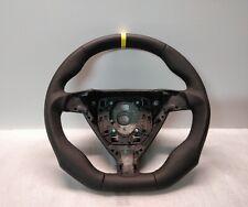 Porsche 997 Boxster Steering Wheel Leather Custom flat bottom 987 911 Carrera