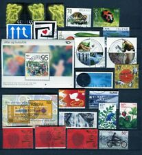 Iceland GREAT Lot of Used Stamps 2005-2006 - FREE SHIPPING