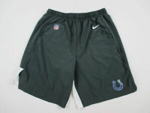 Indianapolis Colts Nike Shorts Men's Gray Dri-Fit Used Multiple Sizes