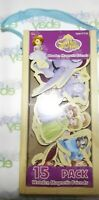 Sofia the First wooden magnetic friends 15 piece pack NIB
