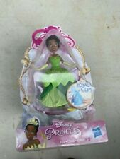 "Tiana Princess & the Frog Royal Clip Disney Princess Action Figure 3"" NEW"