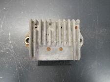 62 1962 VESPA PIAGGO SCOOTER BIKE ENGINE BODY VOLTAGE REGULATOR RECITIFIER