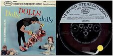 THE HARMONICATS Dolls, Dolls, Dolls MERCURY STEREO TWO TRACK REEL TO REEL TAPE