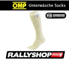 FIA OMP Unterwäsche Socks gestricktes Nomex Gummibund Komfort Rallye Motor Sport