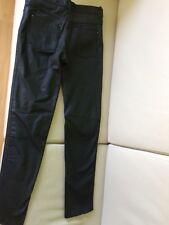 Herren Bikerlederhose,robustes, schwarz, Leder, Neu ohne Etikett, Innenfutter;