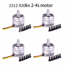 M66A New version 4x 2312 920kv Brushless Motor CW CCW 2-4S F450 F550 S500 450mm