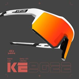 2021Polarized Cycling Windproof Driving Eyewear MTB Outdoor Sport Sunglasses