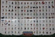 EXCLUSIVE HE-MAN Map SDCC MATTEL HEROIC & EVIL WARRIORS Wielding Powers 2014