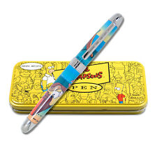"Archived ACME Studio Simpsons ""Homer Dali"" Limited Edition Roller Ball Pen NEW"