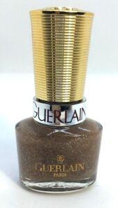 Guerlain Vernis A Ongles Nail Colour ~ Purple Sparkle ~ .4 oz