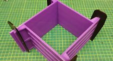 Sillicone rubber mold mould making box kit adjustable resin casting 100mm depth