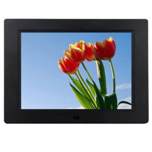 Braun Digiframe 857 Digital Bilderrahmen 20.3cm Bildschirm