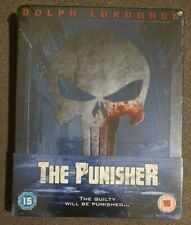 The Punisher (1989) Steelbook Blu Ray