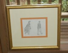 Enid Blyton's illustrator Eileen Soper 1905/85 original pencil sketch.