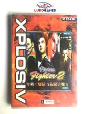 Virtua Fighter 2 PC Nuevo Precintado Videojuego Videogame Retro Sealed New SPA