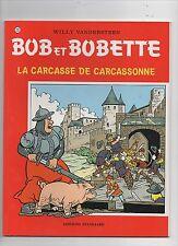 Bob et Bobette n°235. La Carcasse de Carcassonne. Standaard 1993. EO. Etat neuf