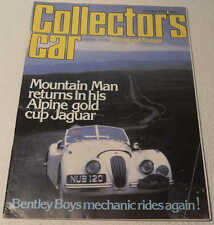 Collector's Car Oct 1979: Austin Light Six, Jaguar XK120, Bentley, Flying Stork