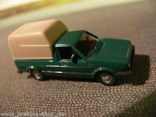 1/87 wiking vw caddy avec capote vert 47/2 prix spécial